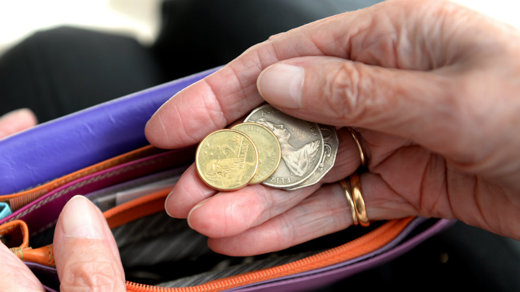 Australian over 50 years old could save money by joining the FiftyUp Club. (File image)