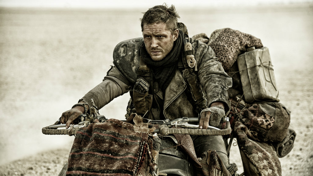 Tom Hardy as the titular hero in Mad Max. (AAP)