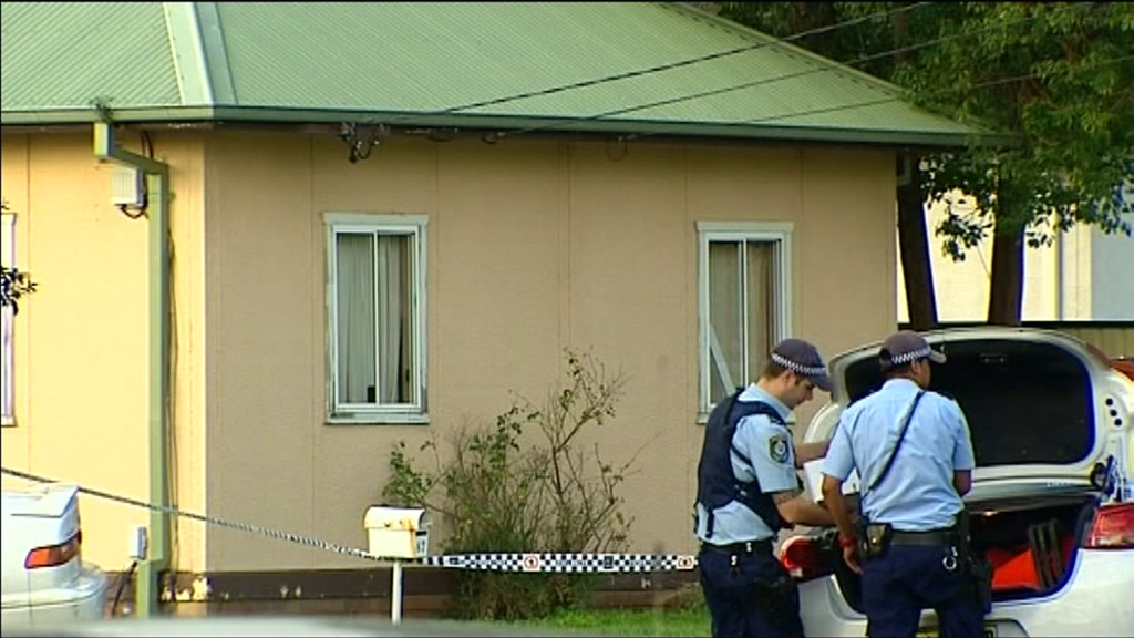 The house where Mahmoud Hrouk was found beaten to death. (9NEWS)