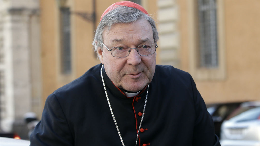 Cardinal George Pell is due to appear in court on July 26. (AAP)