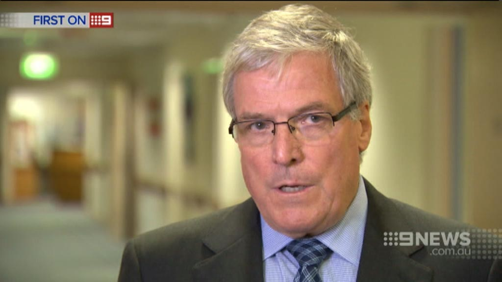 Dr Morgan Pokorny said researchers at the Wesley Hospital are hoping to raise money to conduct more research. (9NEWS)