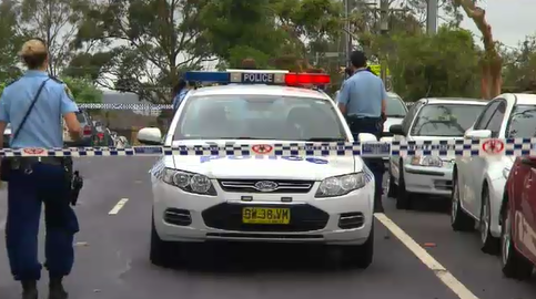 Man charged over stabbing attack on father in Sydney