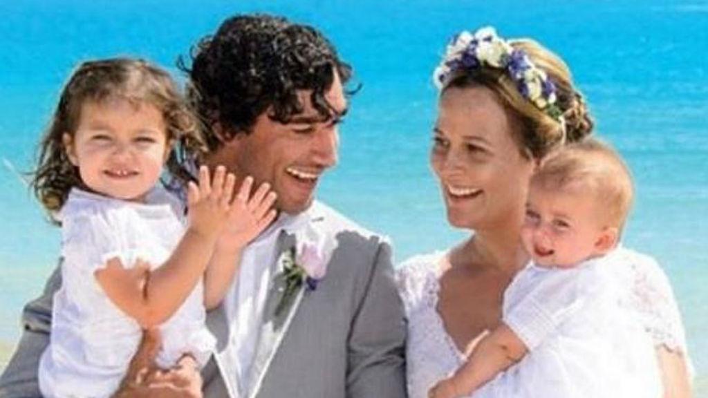 Johnathan Thurston marries long-time partner Samantha Lynch