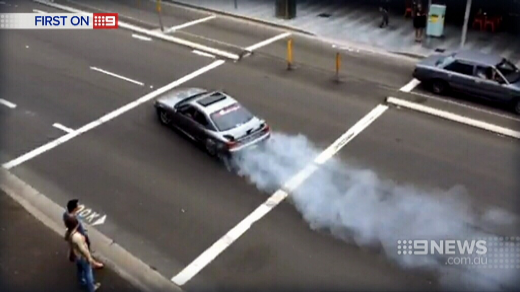 The driver has escaped with a $1500 fine. (9NEWS)
