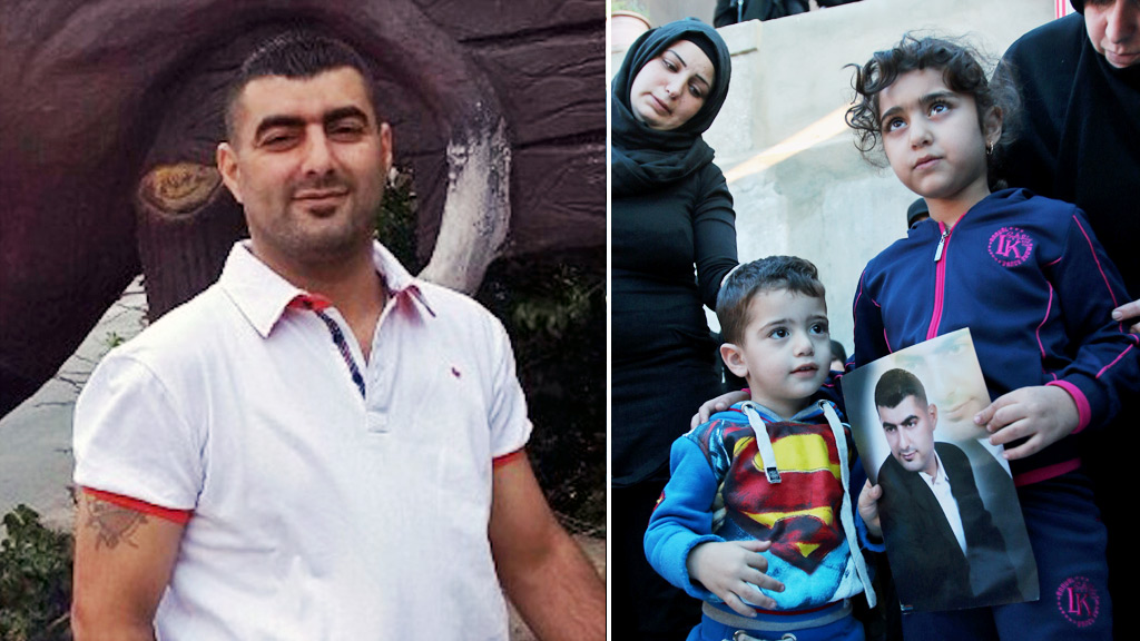 Slain man hailed a hero for tackling suicide bomber during Beirut attack