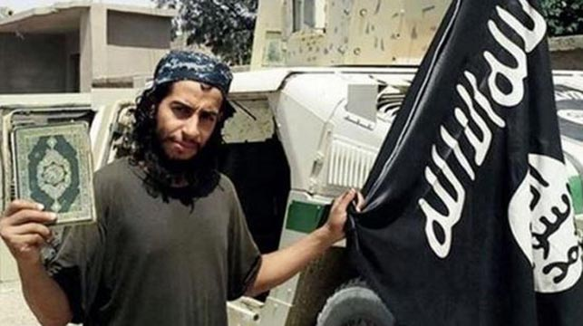 Paris attacks 'mastermind' believed killed in police shoot-out