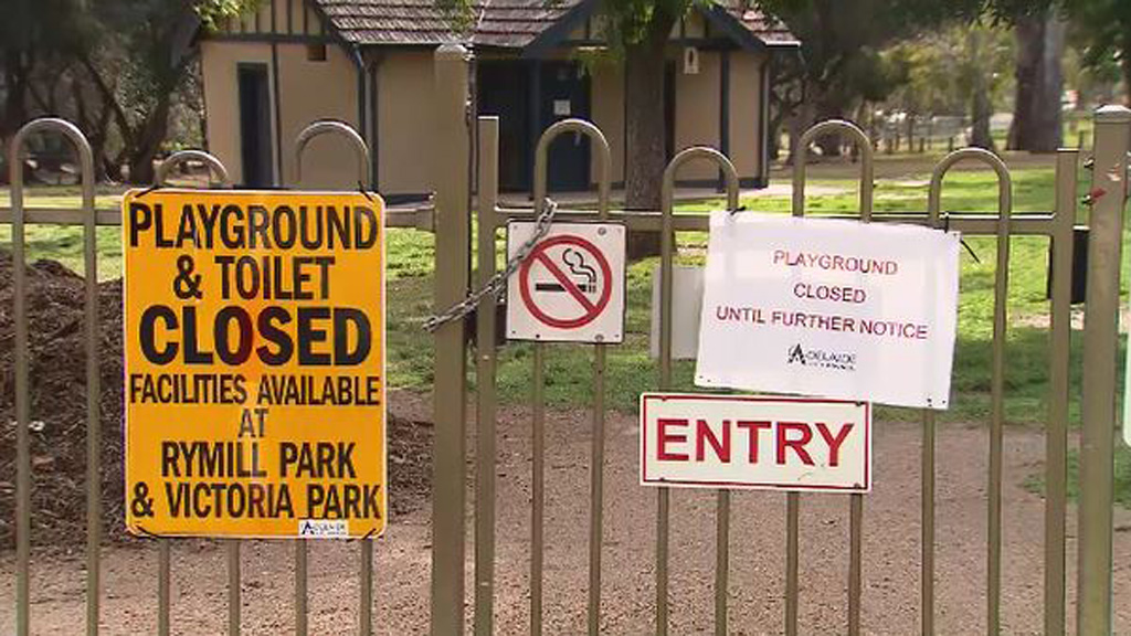 Testing underway after carcinogenic chemical detected in Adelaide playground