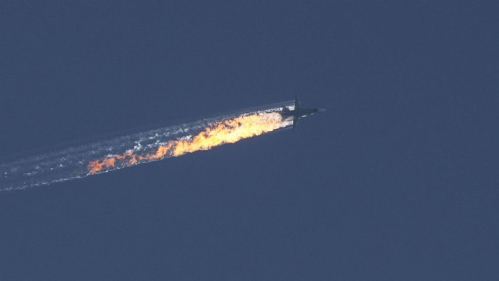 Downed military jet's black box 'unreadable', Russia says
