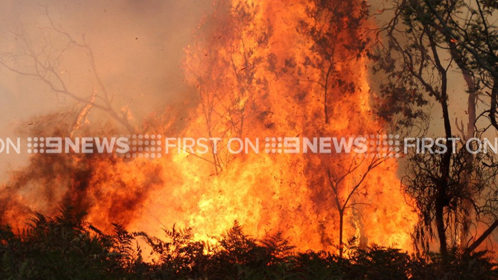 Residents furious after controlled burn turns into raging bushfires
