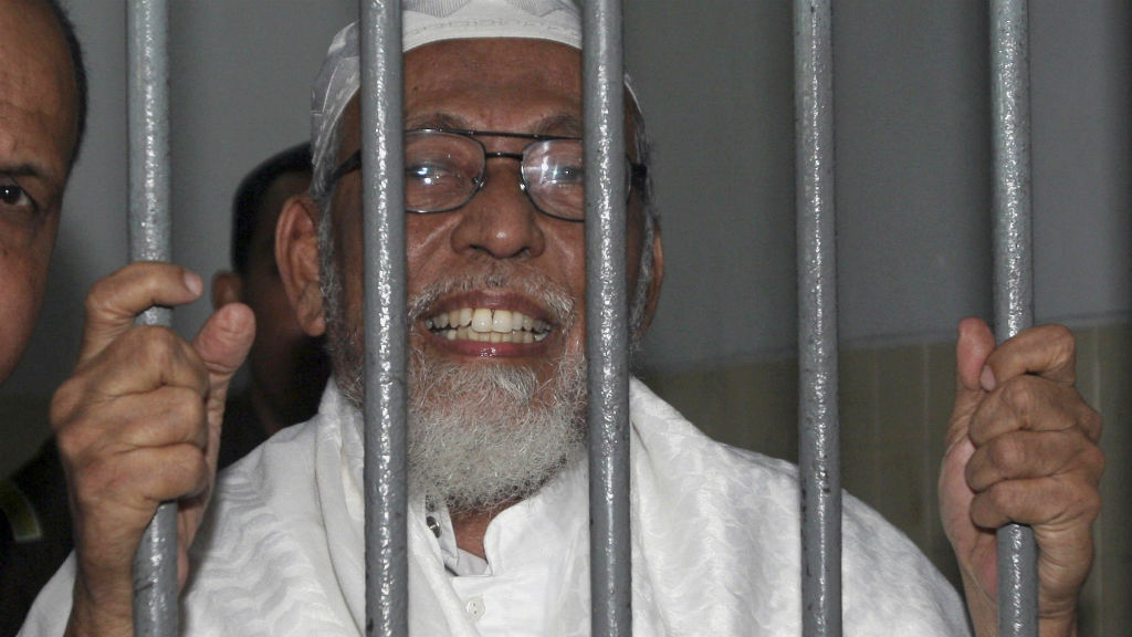 Abu Bakar Bashir makes confused freedom bid in Bali