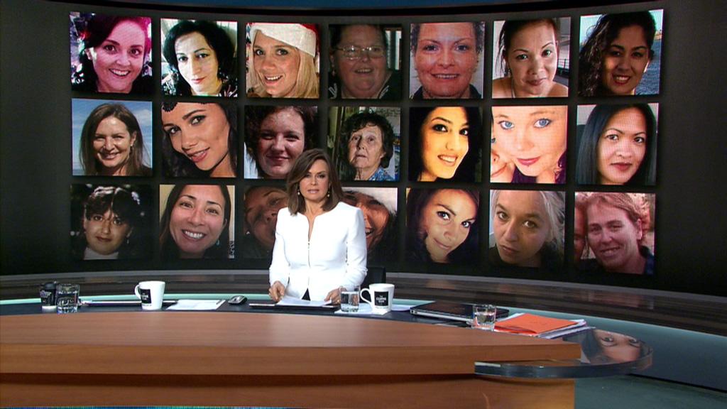 TODAY host Lisa Wilkinson. (9NEWS)