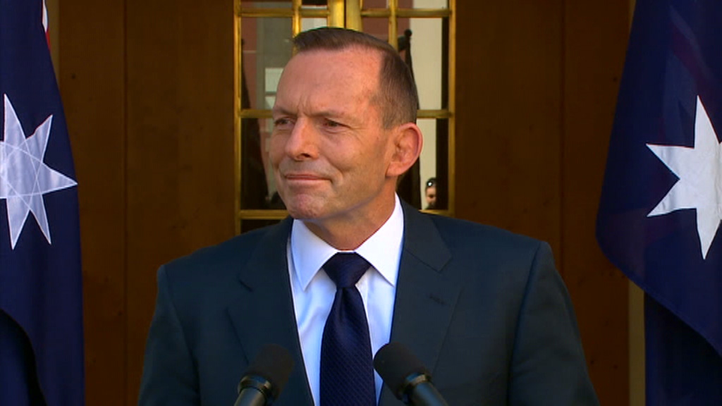 Do you think Tony Abbott did a good job as prime minister (Question)