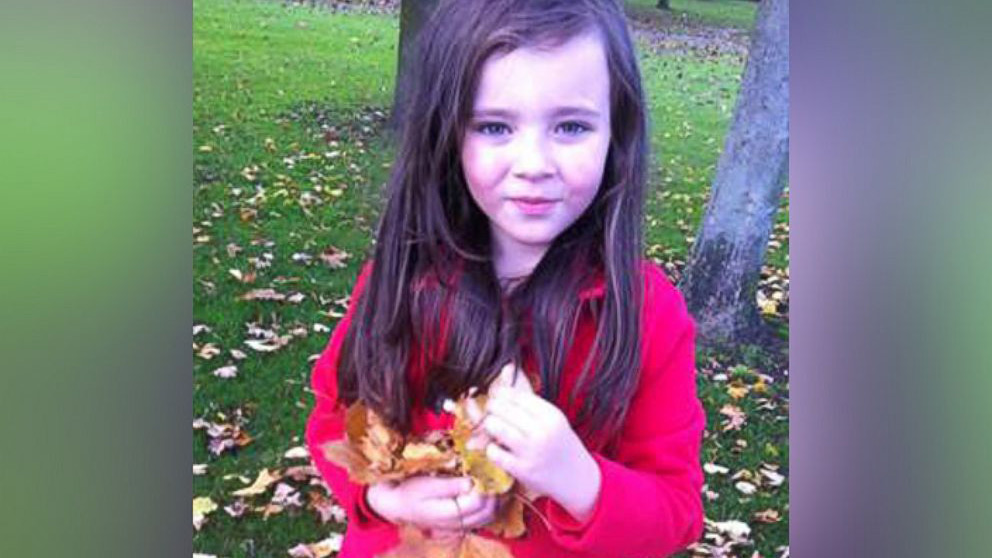 Milly-Raine was only diagnosed with autism recently in July. (Kazza Adams)