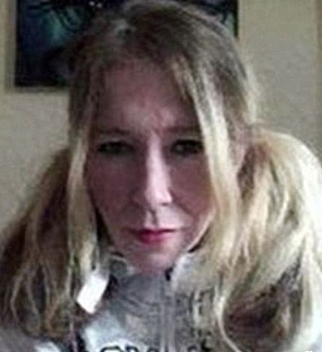 Sally Jones fit the profile for radicalisation -  living on welfare, the mother of two was poor and disenfranchised.