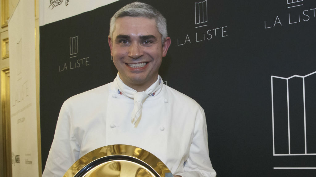 One of the world's top chefs found dead at home in Switzerland