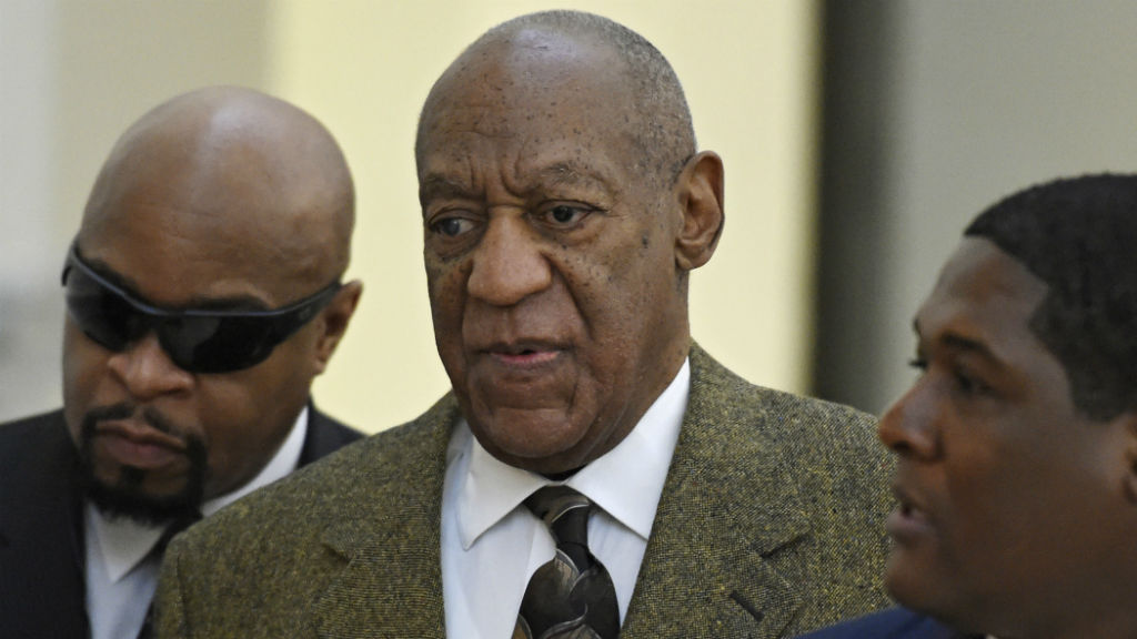 Bill Cosby fights sexual assault charge in Philadelphia court