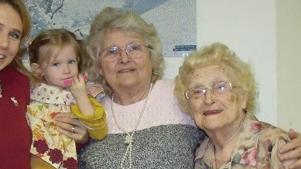 US mother reunited with daughter 82 years after her birth