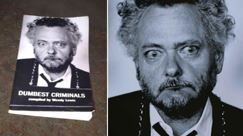 Logan police find 'Dumbest Criminals' book in car of alleged drug driver