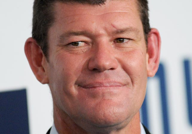 James Packer in security spat at own casino