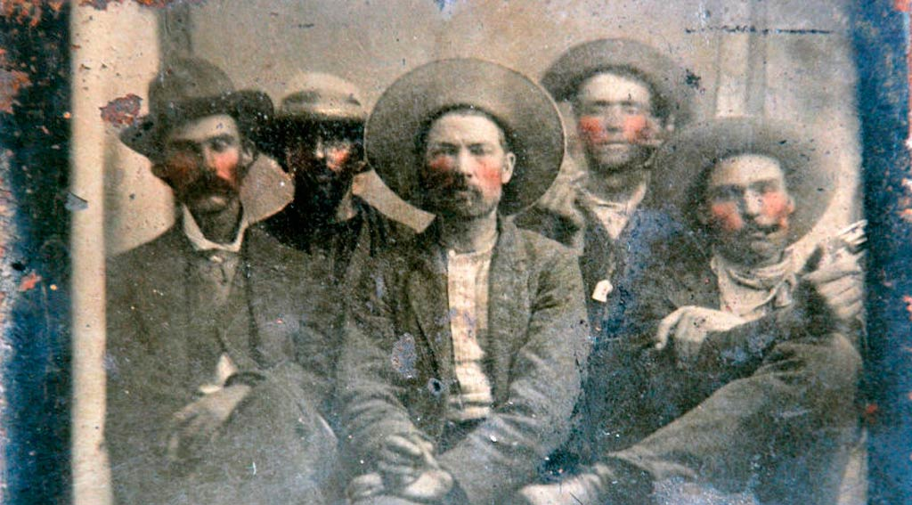 'Billy the Kid' flea market photo find could be worth millions