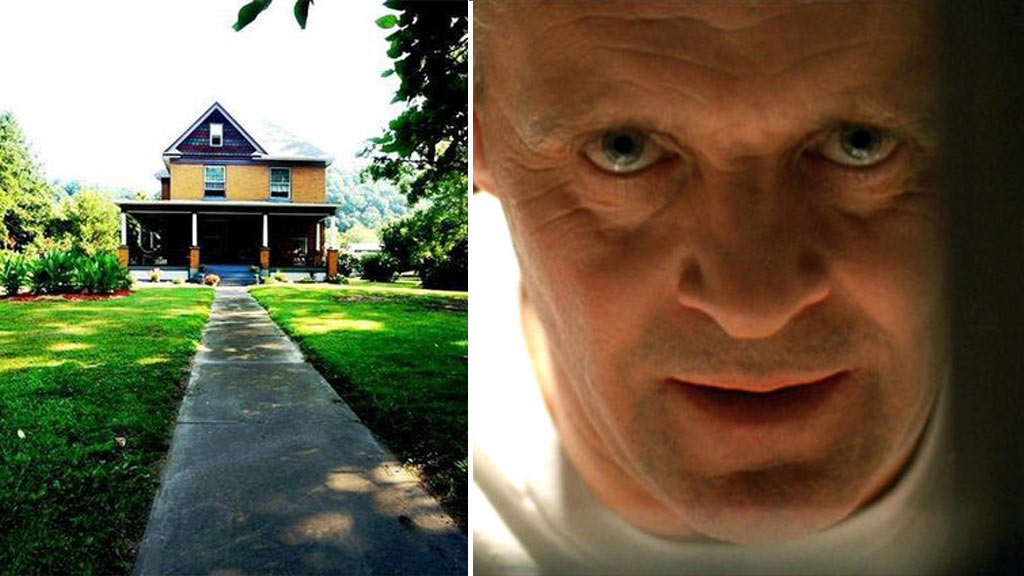 No one wants to buy this 'The Silence of the Lambs' house – but not for the reasons you think