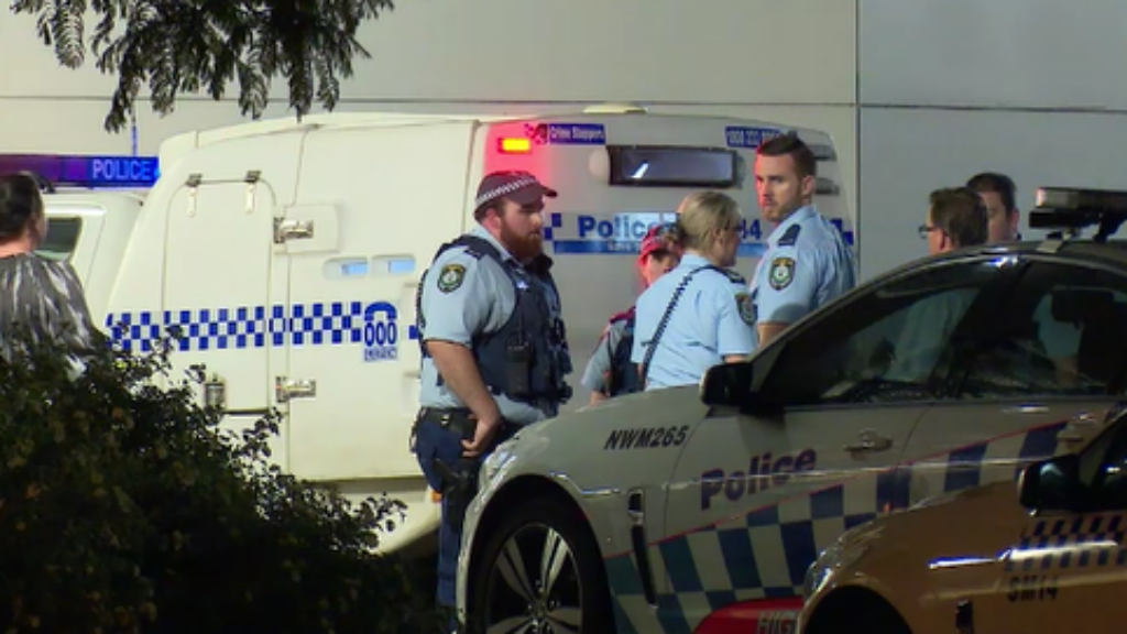 Police officer and guard stable after Sydney hospital shooting