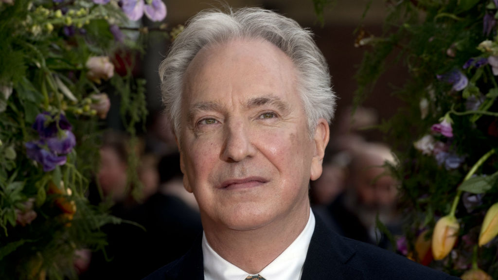 British actor Alan Rickman has died aged 69. (AAP)