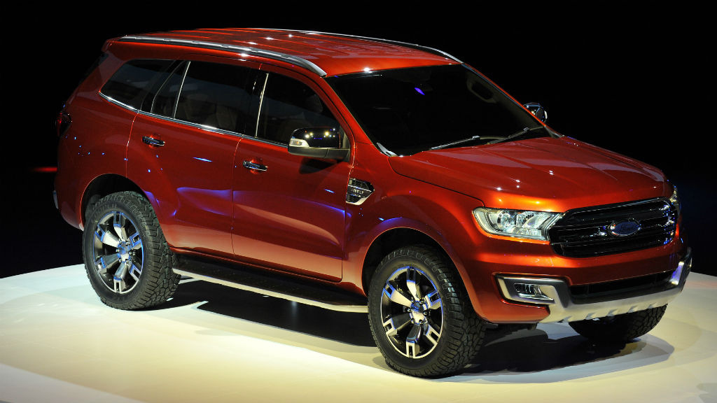 Ford Everest SUV wins 4X4 magazine's top gong