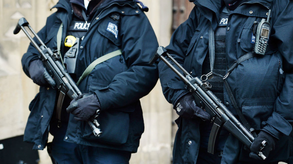 Paris attacks spurs boost to armed police in London