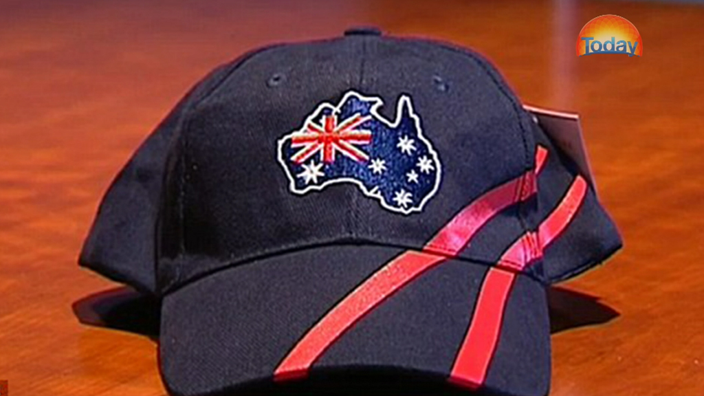 Woolworths forced to recall thousands of Australia Day hats over embarrassing blunder