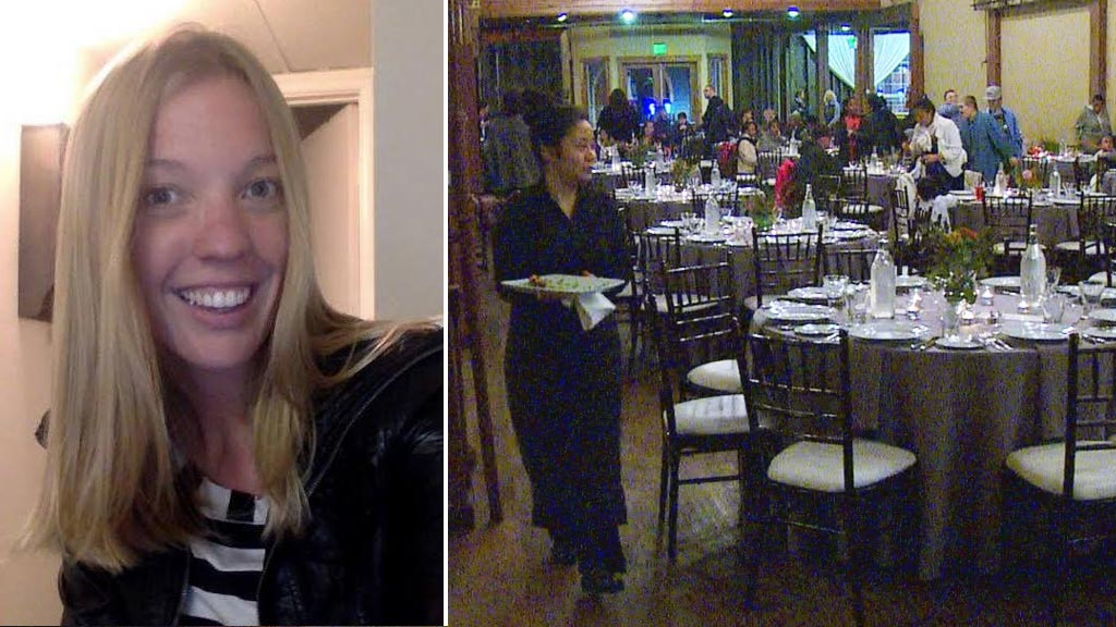 Jilted bride turns situation around by inviting homeless Seattle kids to botched wedding reception