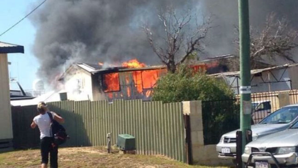Lobster restaurant damaged by fire in WA town of Cervantes