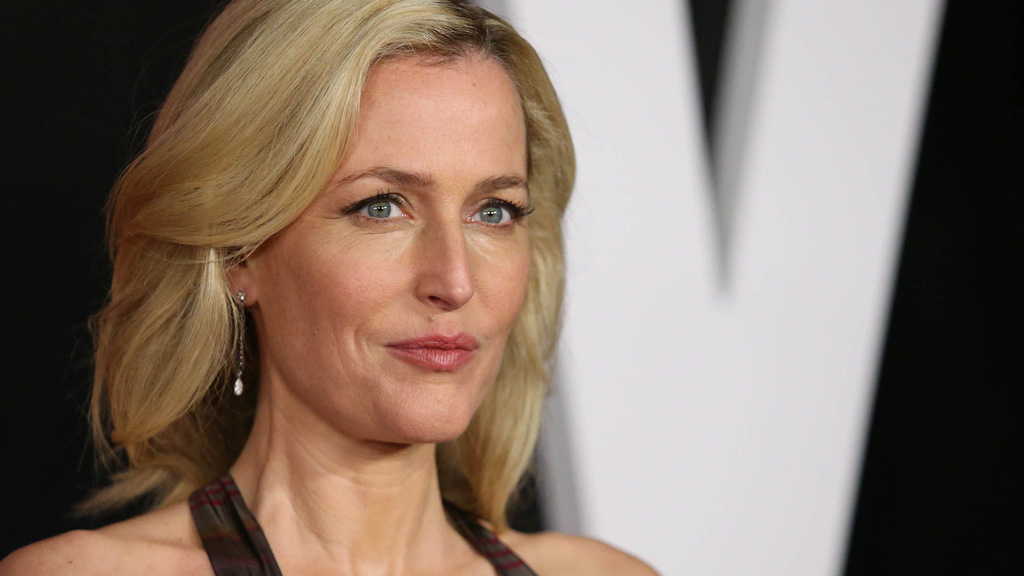 'The X-Files' actress Gillian Anderson reveals she was offered half the wage of male co-star