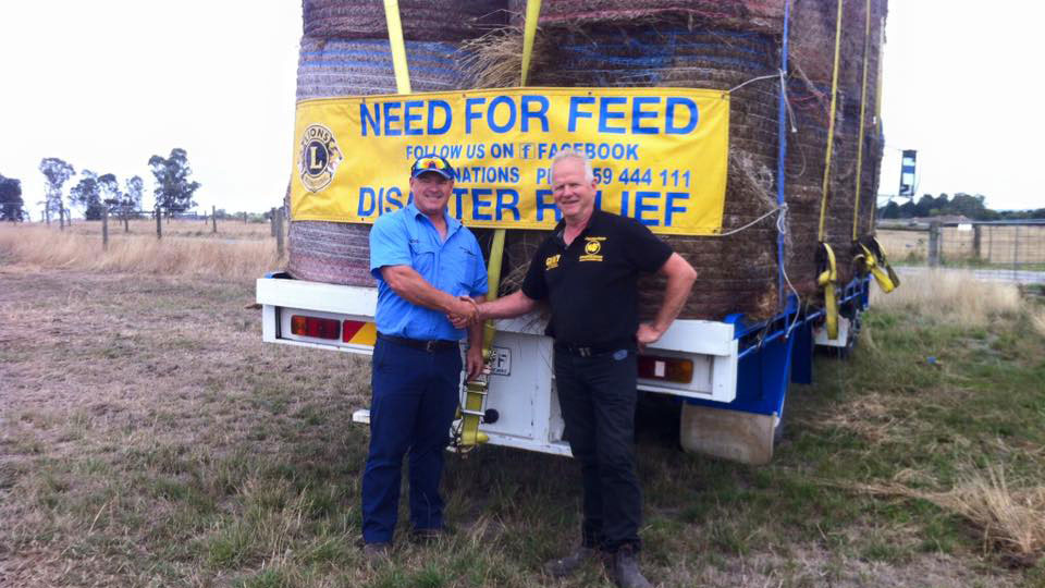 """""""A gift from Rivercrest Christian College at Clyde North."""" (Facebook/Need for Feed Disaster Relief)"""