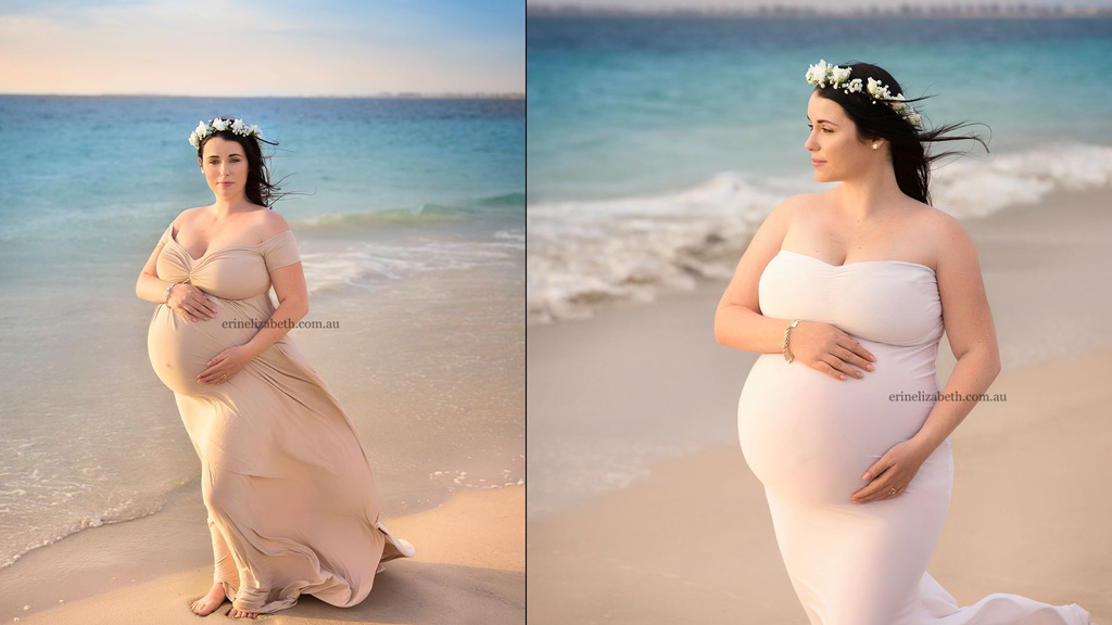Perth mother pregnant with quintuplets gives birth