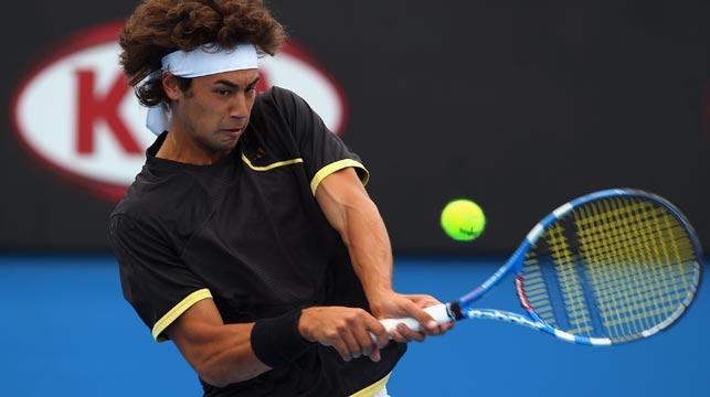 Former Australian tennis pro Nick Lindahl 'offered to tank match', court hears