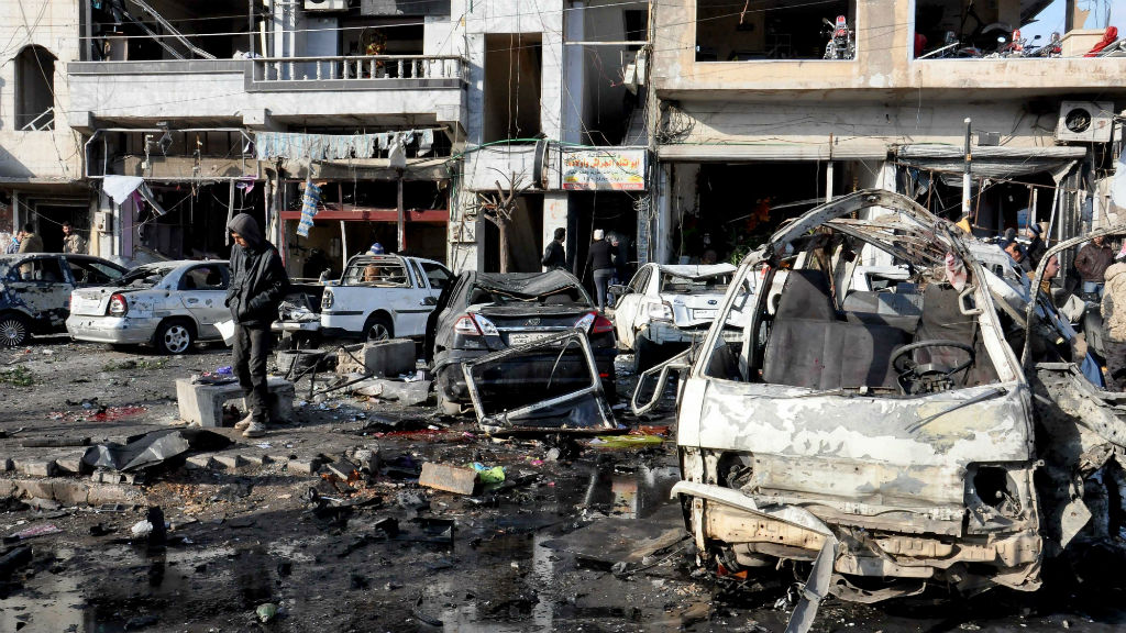 ISIL claims bomb attack that killed 30 in Syrian city of Homs