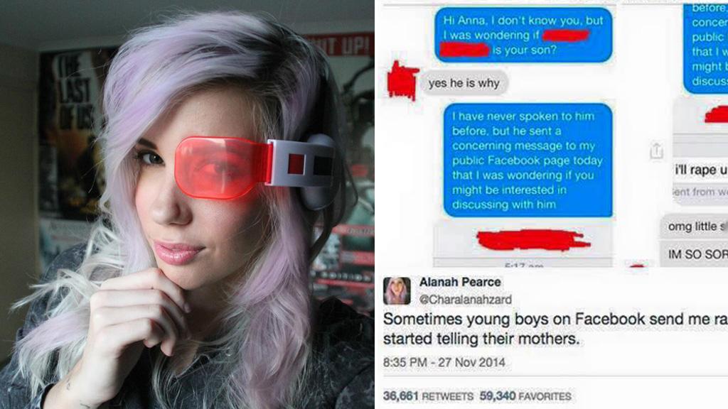 Aussie gaming journalist dobs underage trolls threatening sexual violence in to their mums