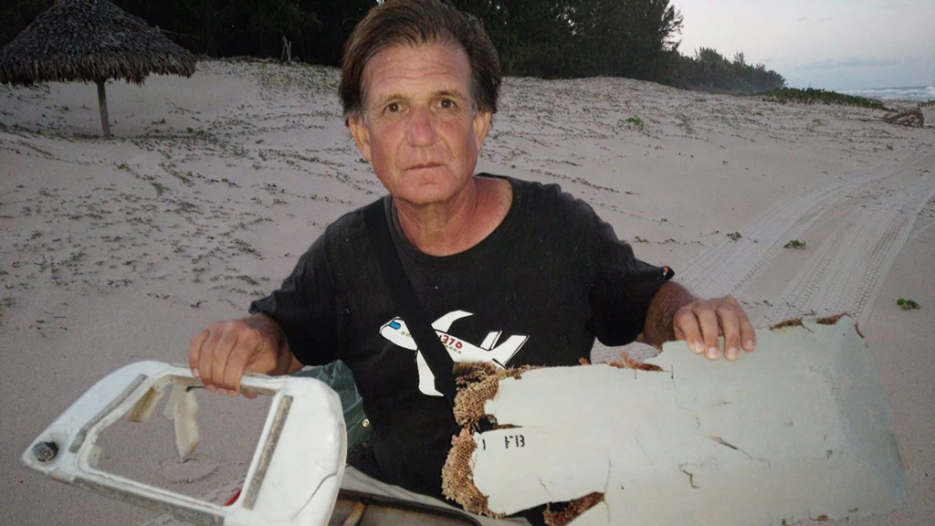 MH370: Debris found in South Australia could be from missing flight
