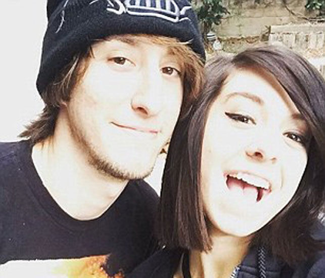 Marcus and Christina Grimmie.