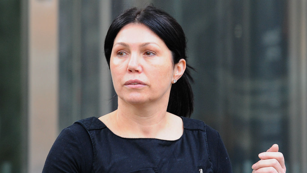 Roberta Williams threatened by man convicted of murdering ex-husband, reports