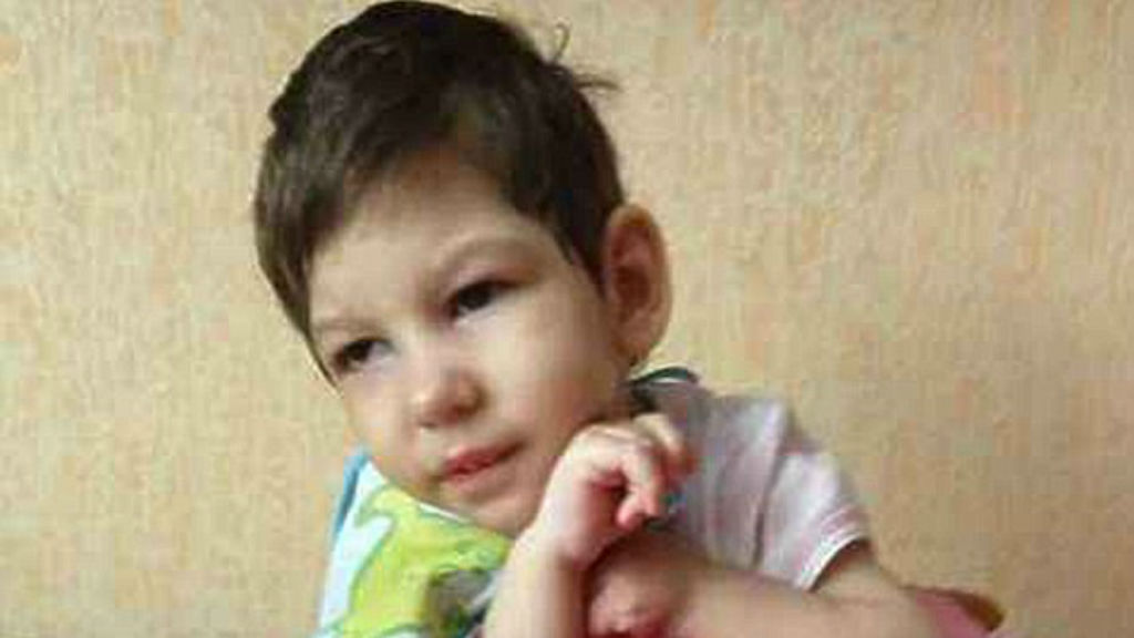 A photo of the purportedly young victim only identified as Nastya M.