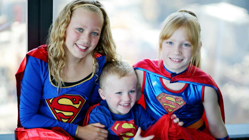 Registrations open for Melbourne's Superhero Fun Run