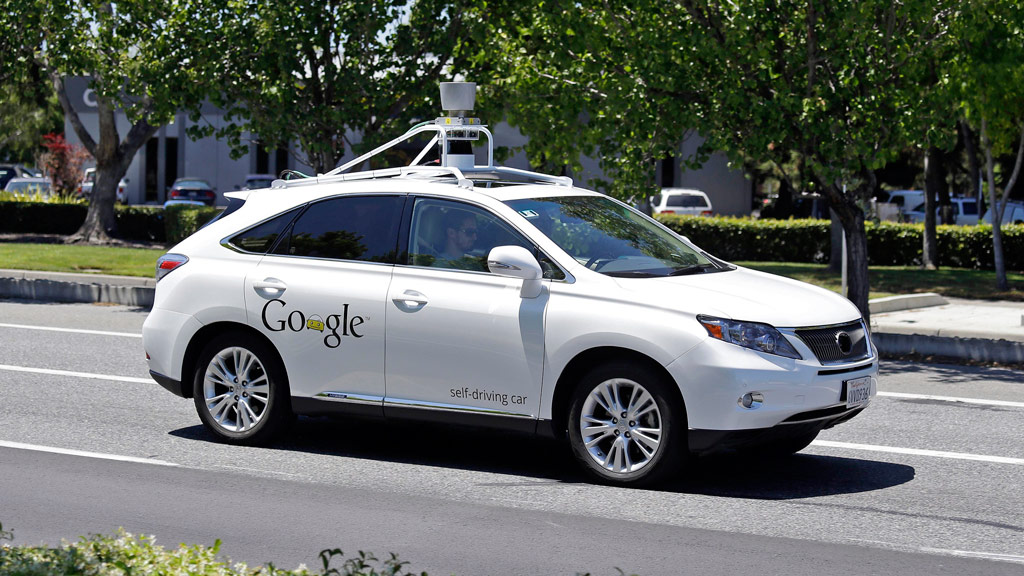 Self-driving Google car partially to blame for crash with Californian bus