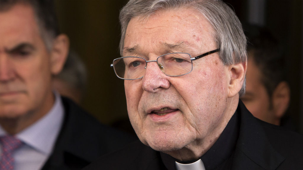 George Pell slams 'unjust' Senate call for him to assist with sexual abuse police inquiry