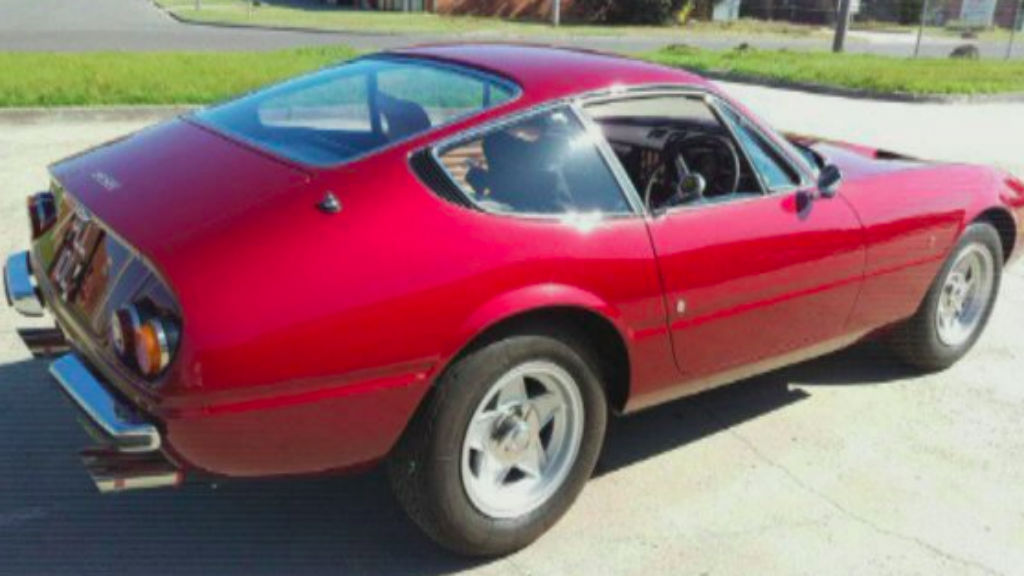 Melbourne man in court over theft of Ferrari once owned by Dodi Fayed