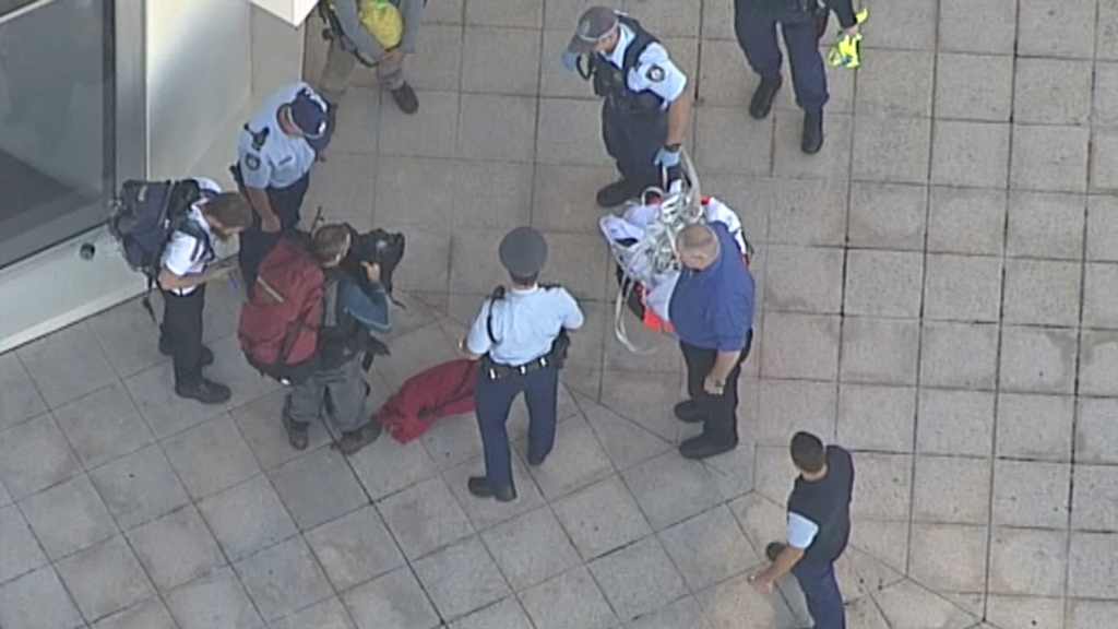 NSW Police have arrested five people. (9NEWS)