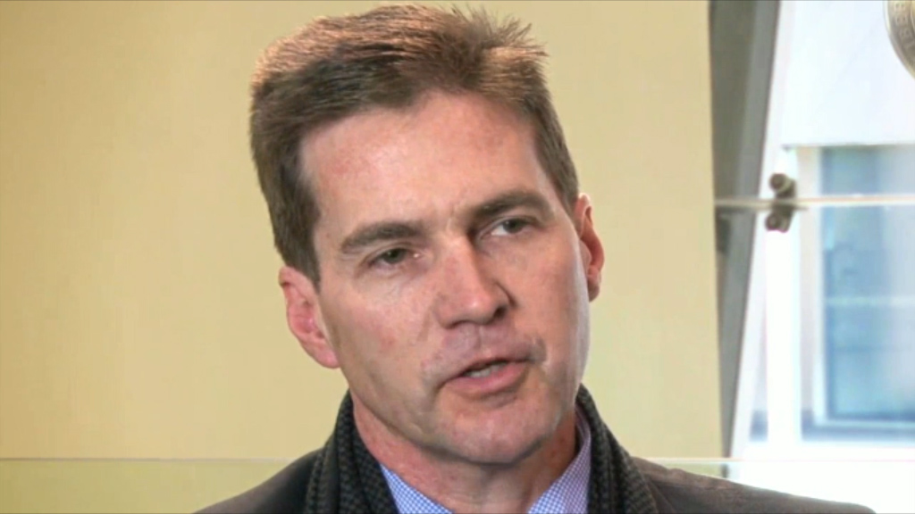 Australian entrepreneur Craig Wright claims he invented Bitcoin