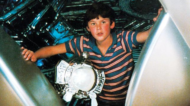 Flight of the Navigator star charged with bank robbery