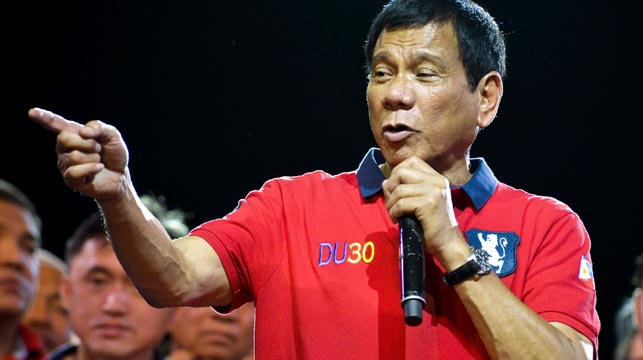 Duterte wins Philippine presidential election: monitor